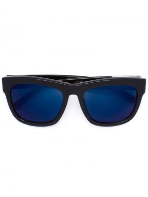 Солнцезащитные очки 3.1 Phillip Lim. Цвет: чёрный