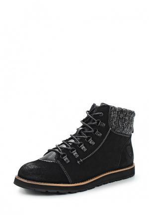 Ботинки Luhta. Цвет: черный