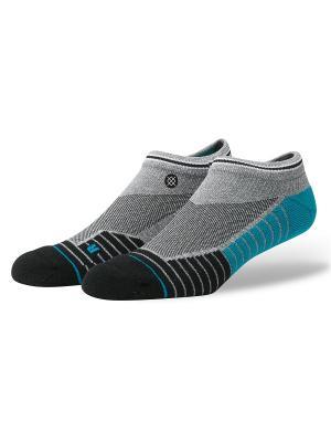 Носки ATHLETIC FUSION RICHTER LOW (SS17) Stance. Цвет: черный, голубой, серый