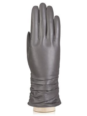 Перчатки Labbra. Цвет: серый