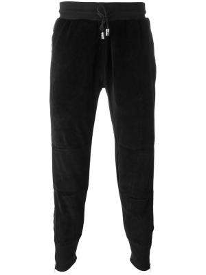 Спортивные брюки Vulcan Blood Brother. Цвет: чёрный