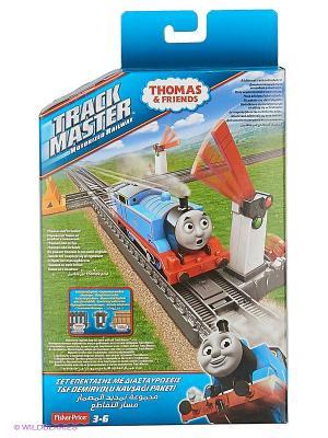 Набор Железнодорожный перекресток из серии TrackMaster THOMAS & FRIENDS. Цвет: синий, красный, черный