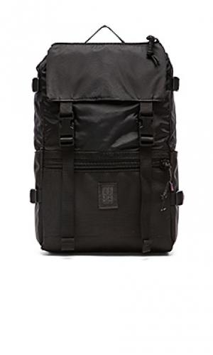 Рюкзак rover TOPO DESIGNS. Цвет: черный