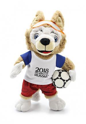 Игрушка мягкая 2018 FIFA World Cup Russia™. Цвет: коричневый