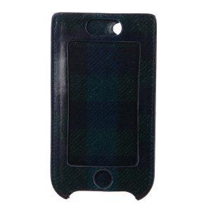 Чехол для Iphone  Print Check Smartphone Case Regal Fred Perry. Цвет: зеленый,синий