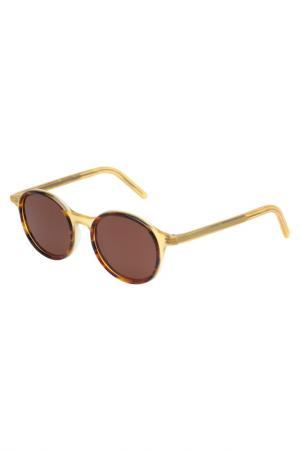 Солнцезащитные очки Tomas Maier. Цвет: 004
