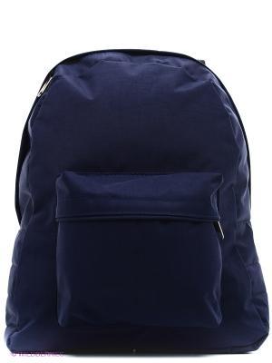 Рюкзак UNION. Цвет: синий
