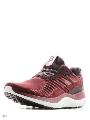 Кроссовки жен. alphabounce rc w Adidas. Цвет: красный