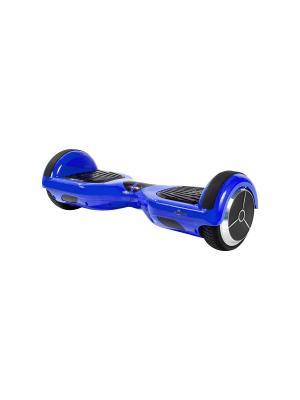 Гироскутер CarWalk Classic, управление с телефона (Android, iOS). Размер колеса 6,5 дюймов.. Цвет: синий