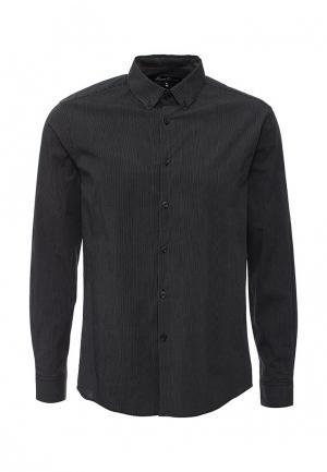 Рубашка Kenneth Cole. Цвет: серый