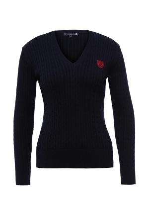 Пуловер Giorgio Di Mare. Цвет: синий