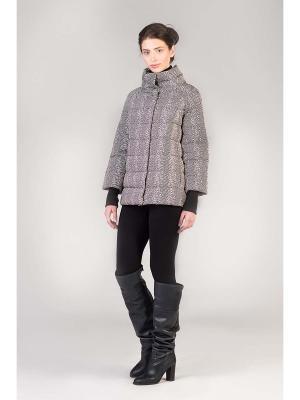 Куртка CATTAIL WILLOW. Цвет: белый, черный