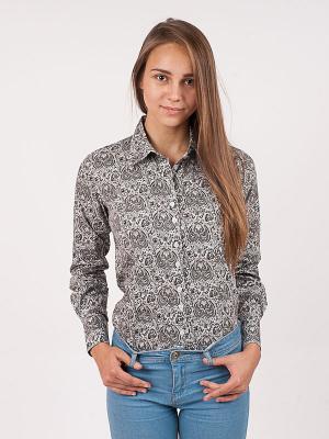 Рубашка Magnetiq. Цвет: серый