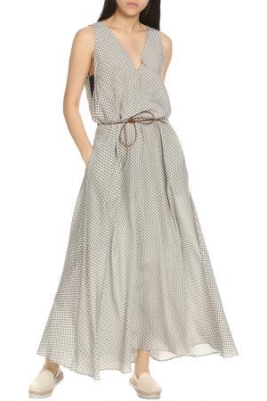 Платье Scotch&Soda. Цвет: серый