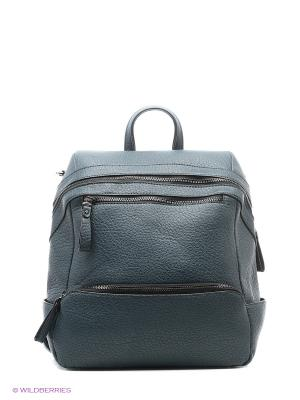 Рюкзак Francesco Donni. Цвет: бирюзовый