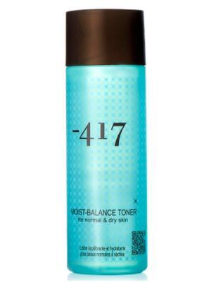 Балансирующий тонер для нормальной и сухой кожи Minus 417. Цвет: светло-голубой