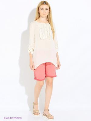 Блуза Rosa&Friends. Цвет: кремовый