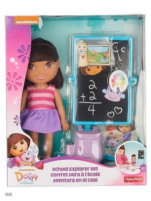 Даша-путешественница Игровые наборы в ассортименте Mattel. Цвет: фиолетовый, розовый