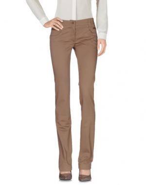 Повседневные брюки CLIÓ. Цвет: хаки