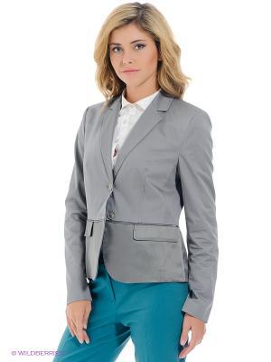 Пиджак ESPRIT. Цвет: серый