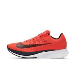 Мужские беговые кроссовки  Zoom Fly Nike. Цвет: красный