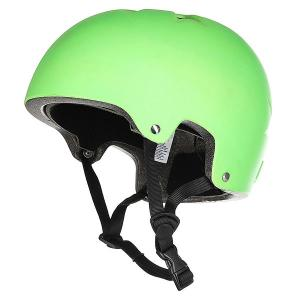 Шлем для скейтборда  Pro Eps Helmets Lime Green - Mat Harrison. Цвет: зеленый