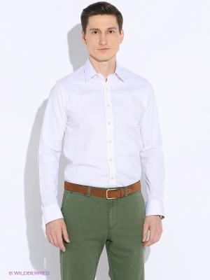 Рубашка Men of all nations. Цвет: белый