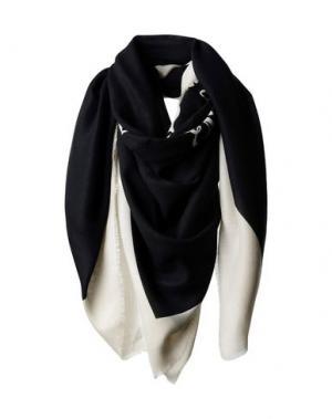 Платок BURBERRY. Цвет: черный