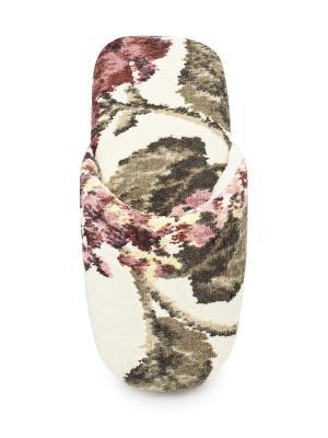 Тапочки LUNA DI GIORNO. Цвет: розовый