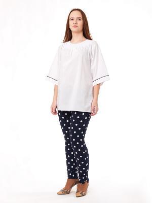 Блузка be...tween. Цвет: белый