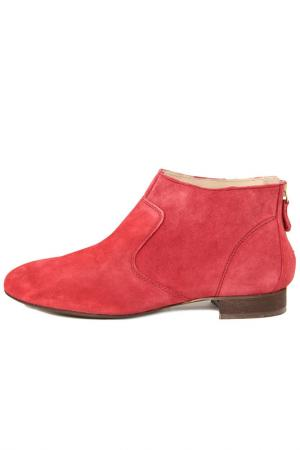 Boots GIANNI GREGORI. Цвет: red