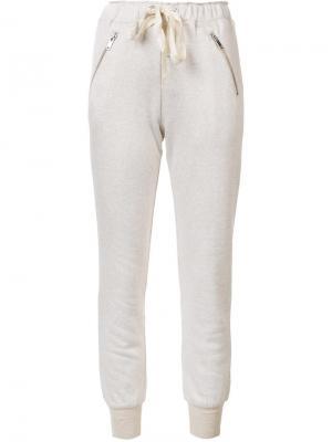 Спортивные брюки Illusion Thomas Wylde. Цвет: серый