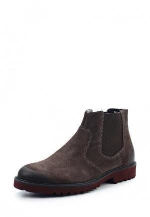 Ботинки Domeno. Цвет: коричневый