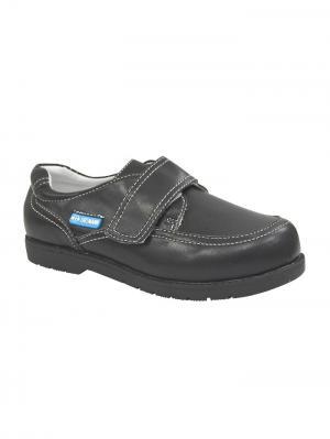 Обувь ортопедическая малосложная WINSON, арт. 7.37.2 ORTMANN. Цвет: антрацитовый