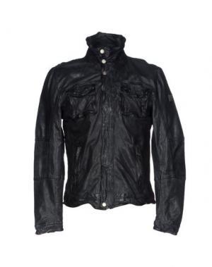 Куртка FREAKY NATION. Цвет: темно-синий
