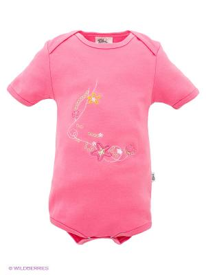 Боди FS Confeccoes. Цвет: розовый