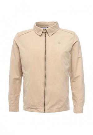 Куртка Cortefiel. Цвет: бежевый