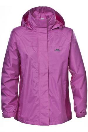 Спортивная куртка Trespass. Цвет: розовый