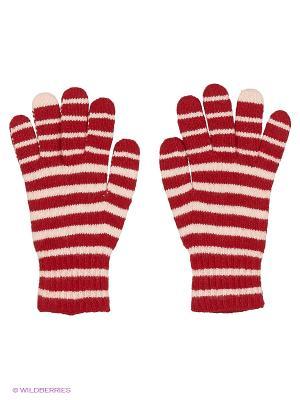 Перчатки Maxval. Цвет: красный