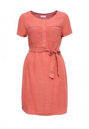 Платье Harris Wilson. Цвет: коралловый