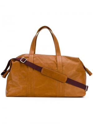 Дорожная сумка Sailor Maison Margiela. Цвет: телесный