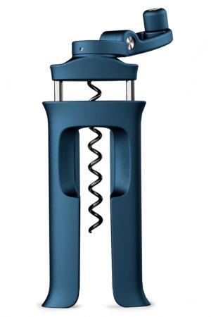 Винтовой штопор BarWise Joseph. Цвет: синий