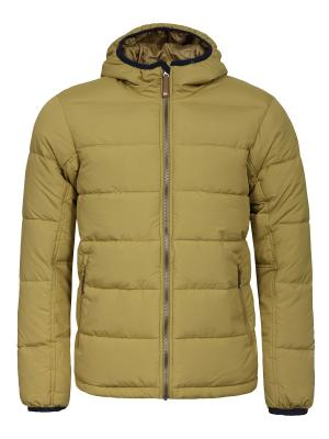 Куртка Icepeak. Цвет: горчичный