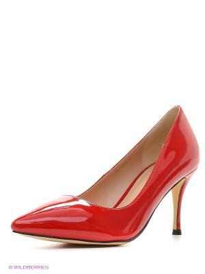 Туфли Winzor. Цвет: красный