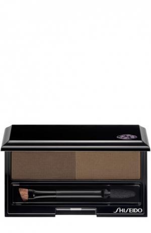 Компактное средство для подводки бровей BR 603 Shiseido. Цвет: бесцветный