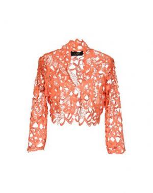 Болеро CLIPS. Цвет: оранжевый