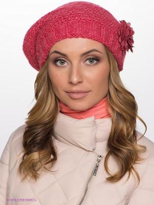 Берет Milana Style. Цвет: красный