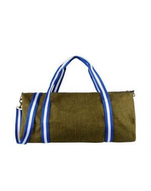 Дорожная сумка 8. Цвет: зеленый-милитари