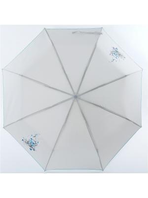 Зонт ArtRain. Цвет: серо-голубой