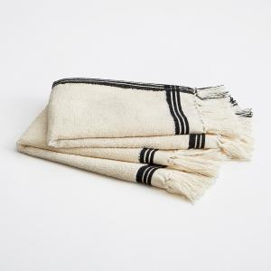 Полотенце гостевое Gamacha By V. Barkowski (x2) AM.PM.. Цвет: серый,черный,ягодный потертый